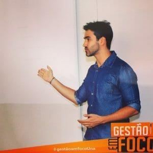 João Paulo Fonseca no Gestão em Foco da UNA