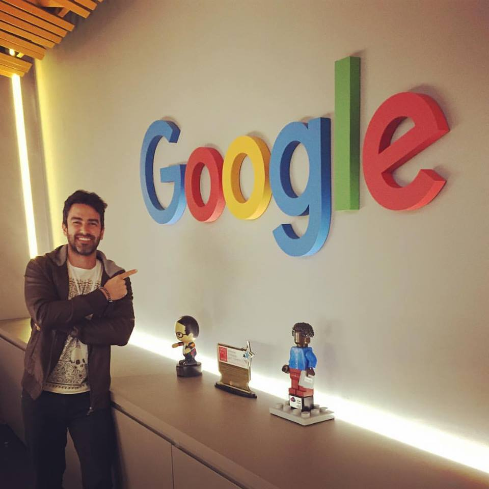 João Paulo Fonseca no Google
