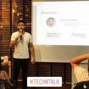 João Paulo Fonseca no Techntalk